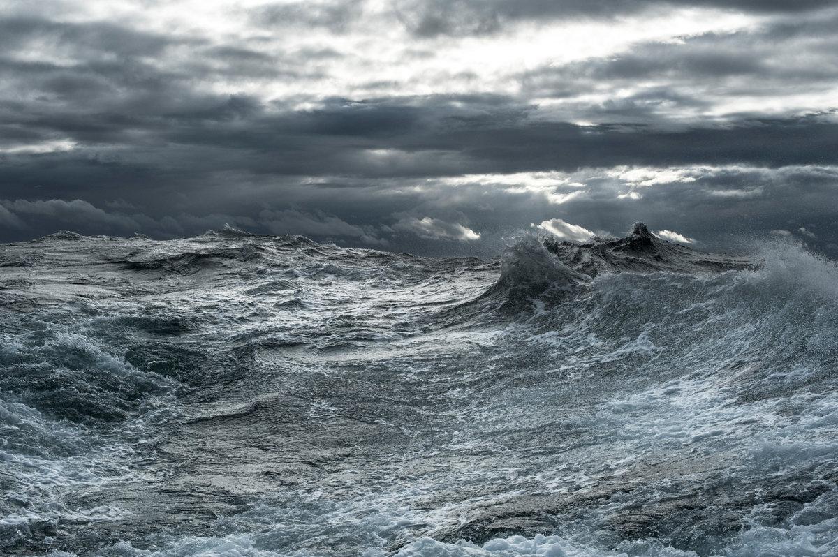 океан в шторм фото проверка