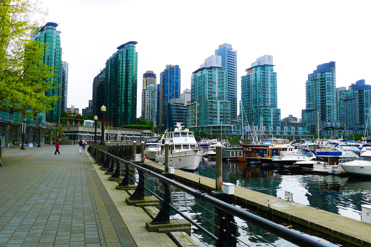 Vancouver dating scene