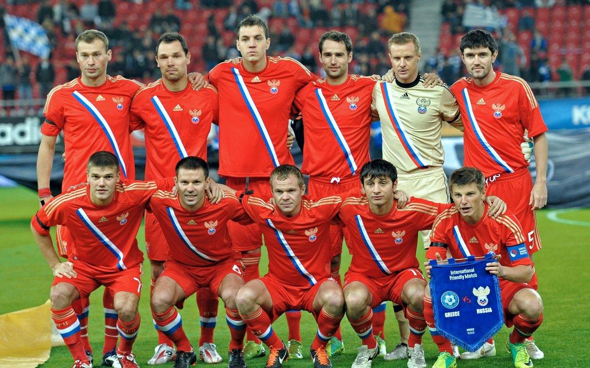 Фото про наших футболистов