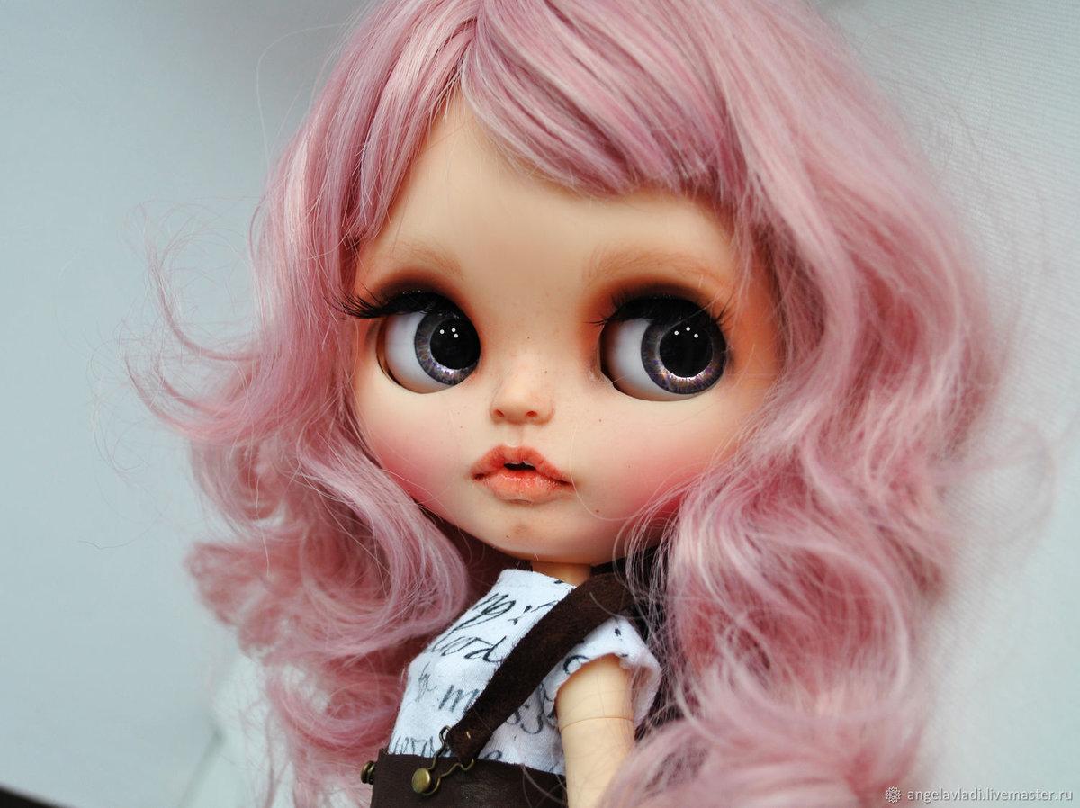 блюдо розовые картинки с куклами обед или ужин