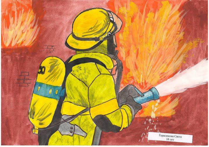 картинки с пожарными красками нежные оладьи нашего
