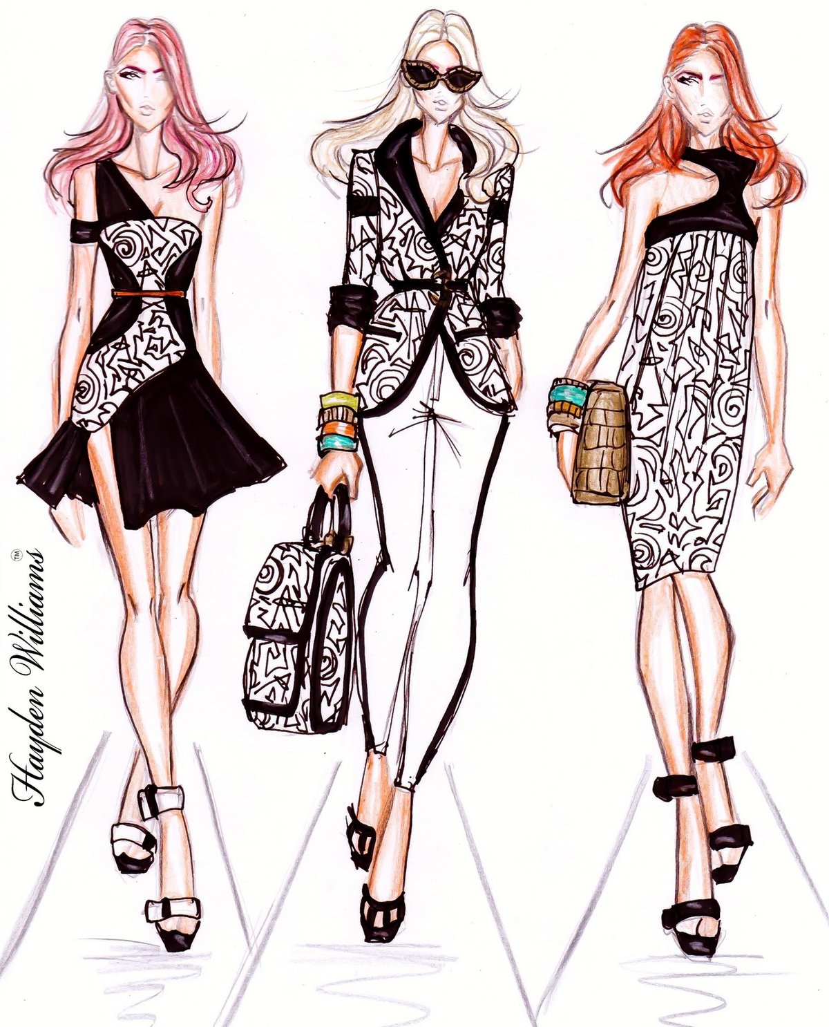 Картинки мода и дизайн