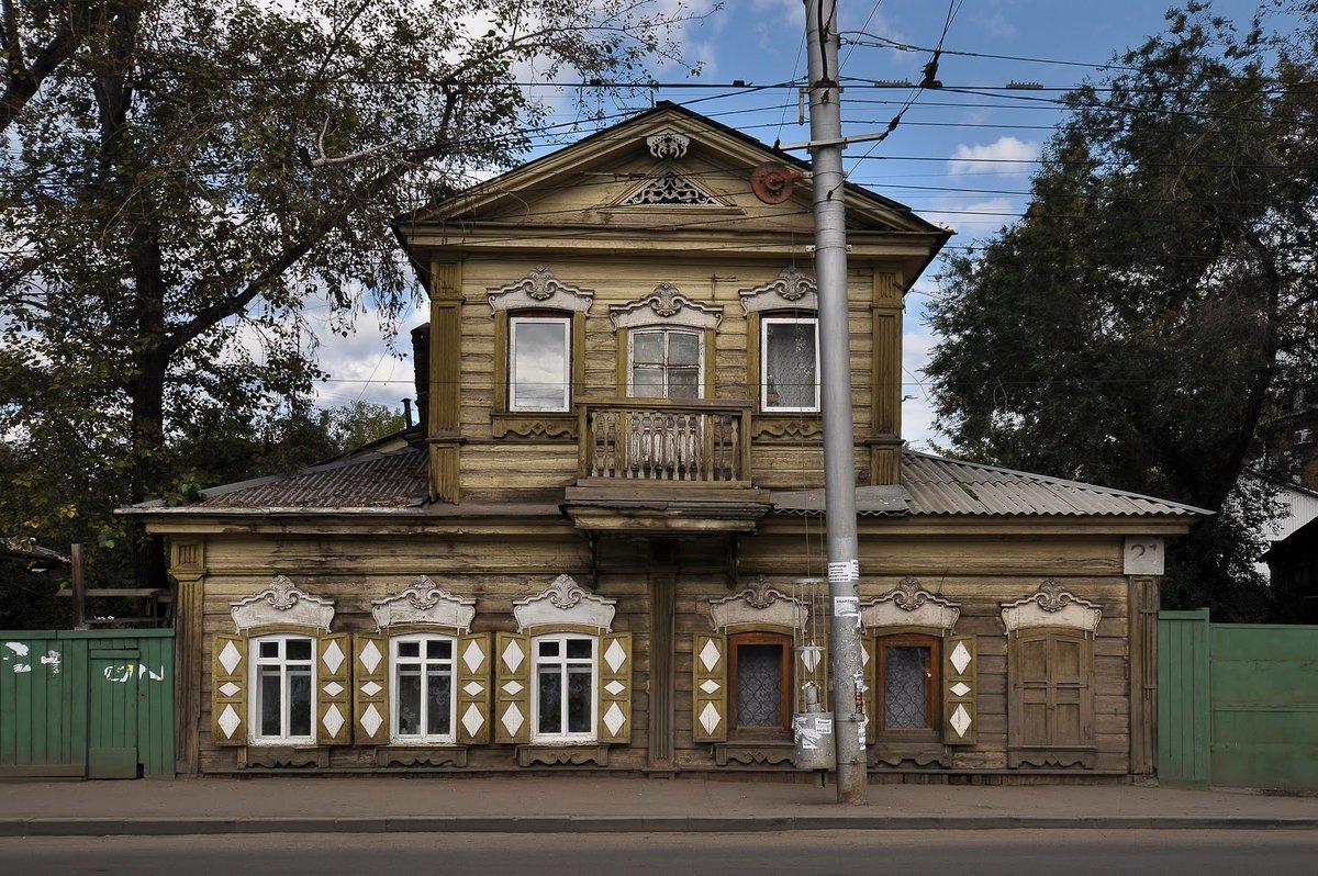 машинки картинки старых домов в иркутске мои