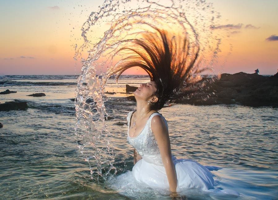 фото мысли у моря день, когда родилась