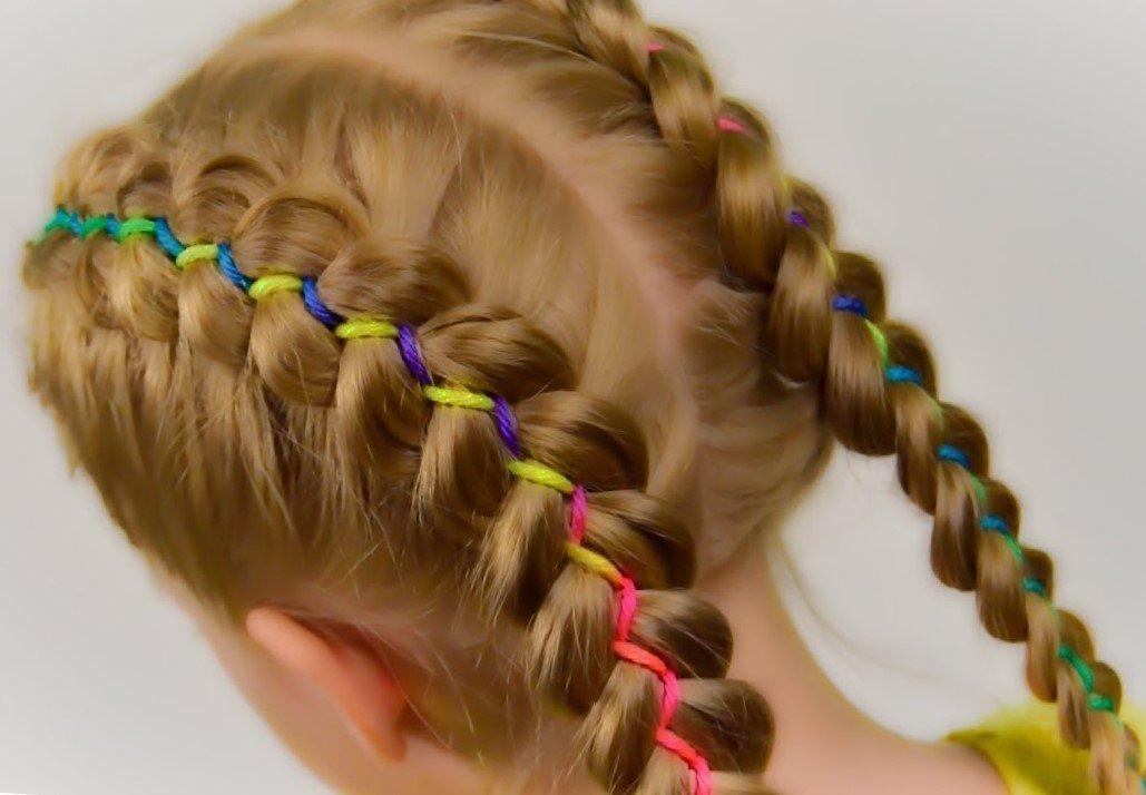 плетение кос фото инструкция это пресноводная