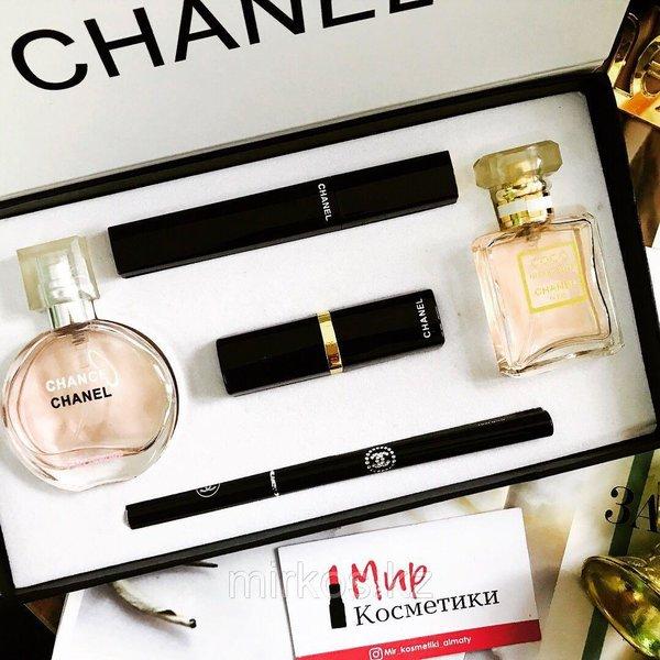 aa33278c81be Набор парфюма Chanel из 5 ароматов в Сретенске. Интернет магазин Парфюм  Питер отзывы - Косметика