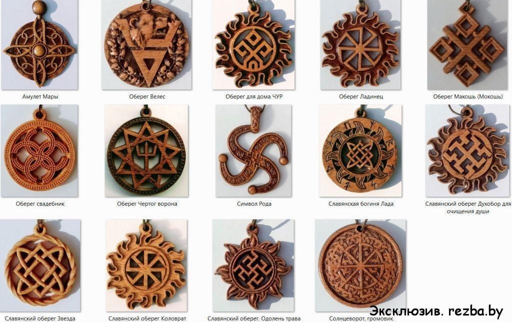 Славянские символы обереги и их значение картинки