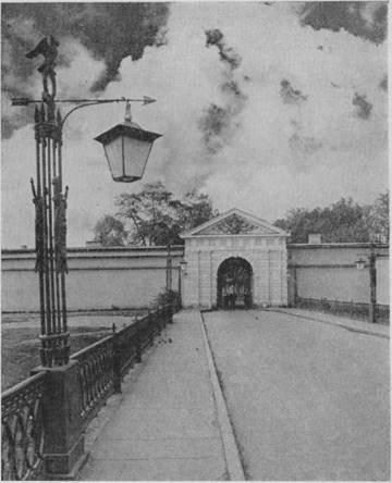 Иоанновские ворота.