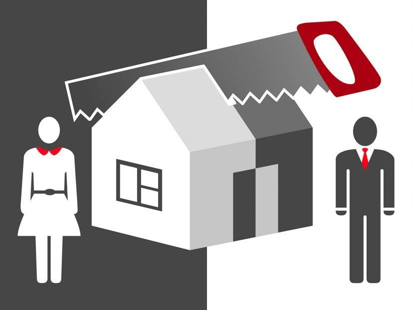 как делится купленная квартира при разводе