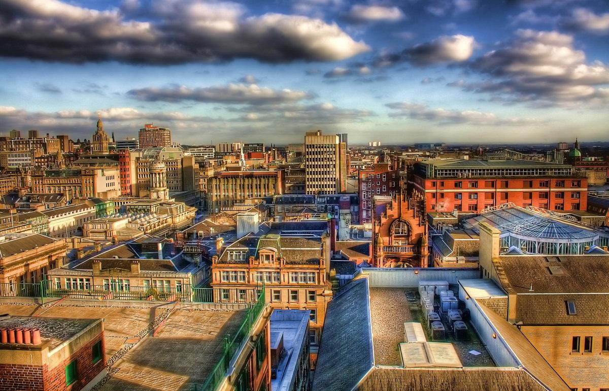 окончании стажировки глазго фотографии города помни