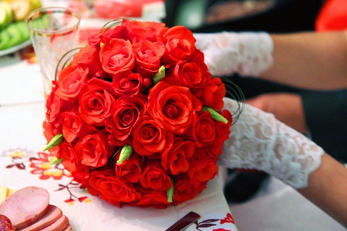 поздравление букет невесты пресыщен