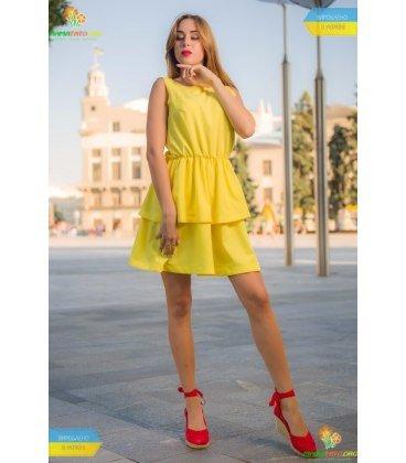 ➨ Легка літня сукня вище колін 705a5da1dcde8