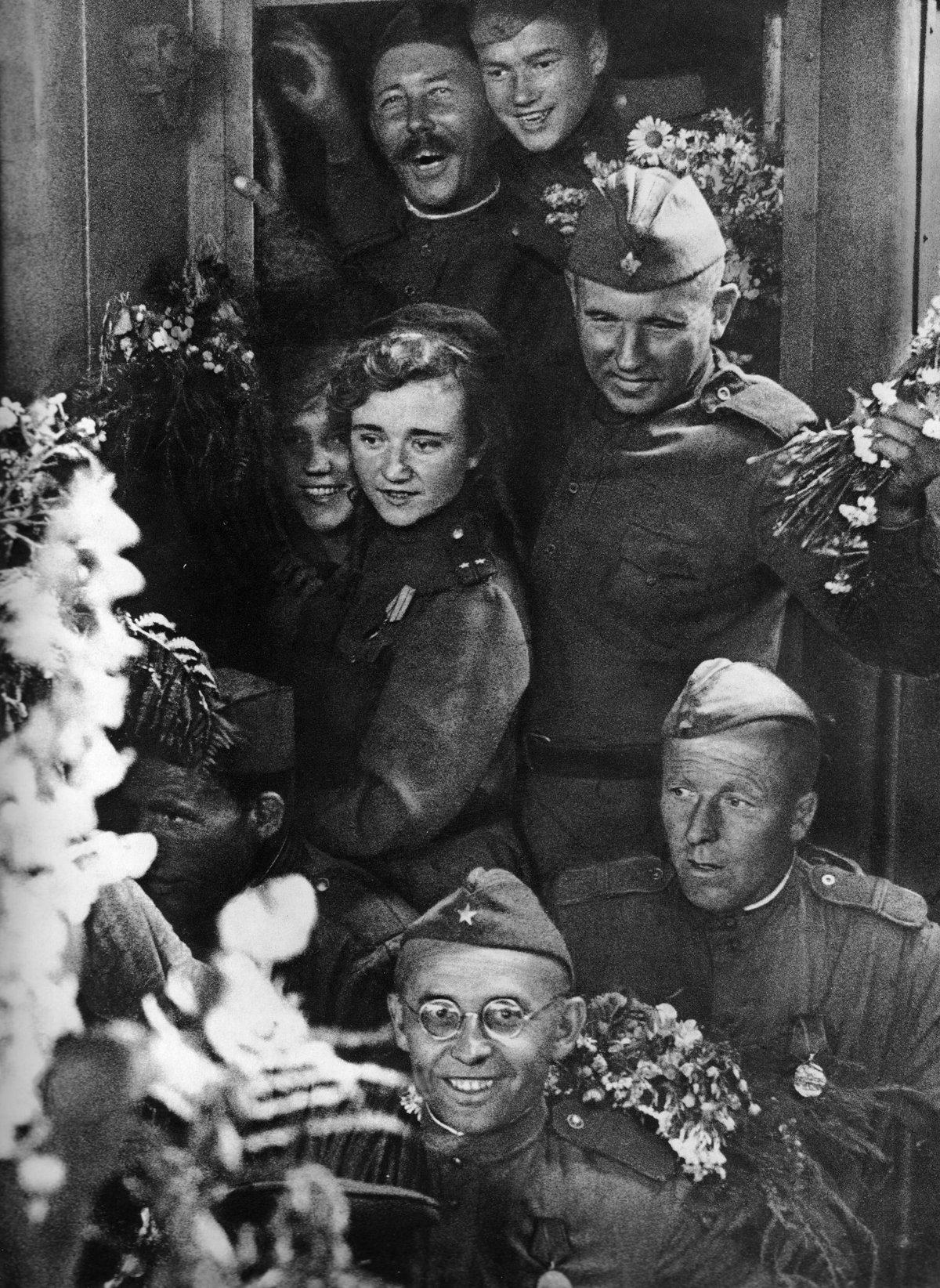 Картинки великая отечественная война 1941-1945 победа, тесты