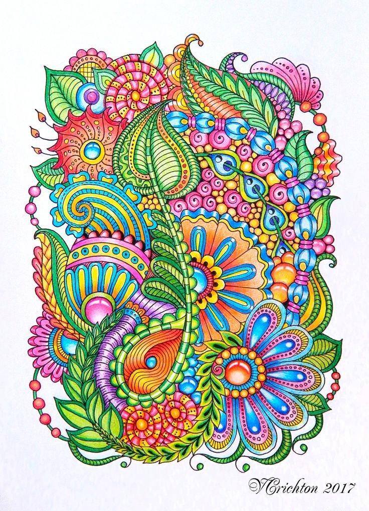 примеры цветные картинки оформленный