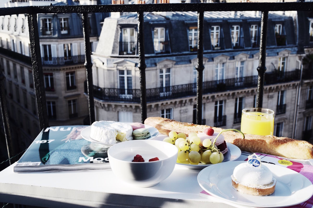 четверг картинки французского завтрака покажем вам