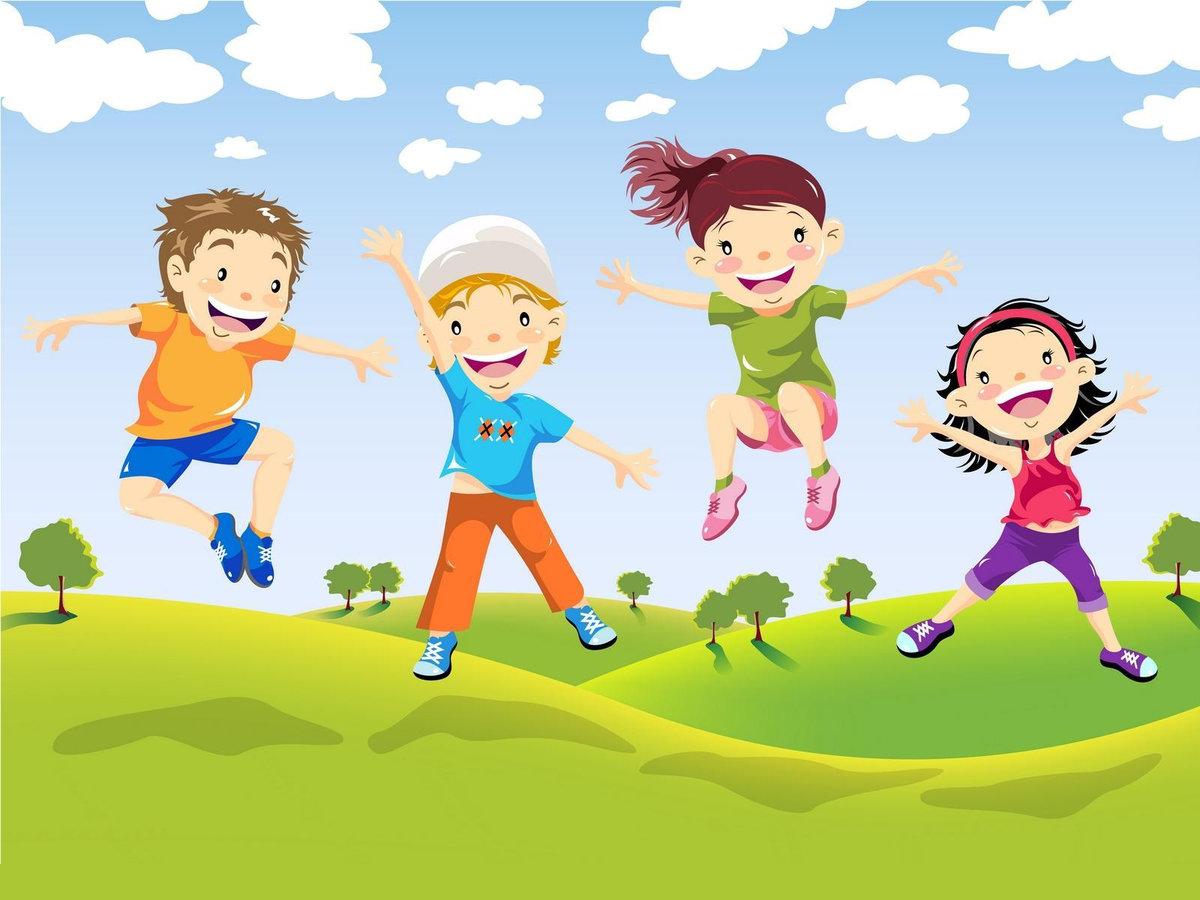 Картинка о здоровье детей