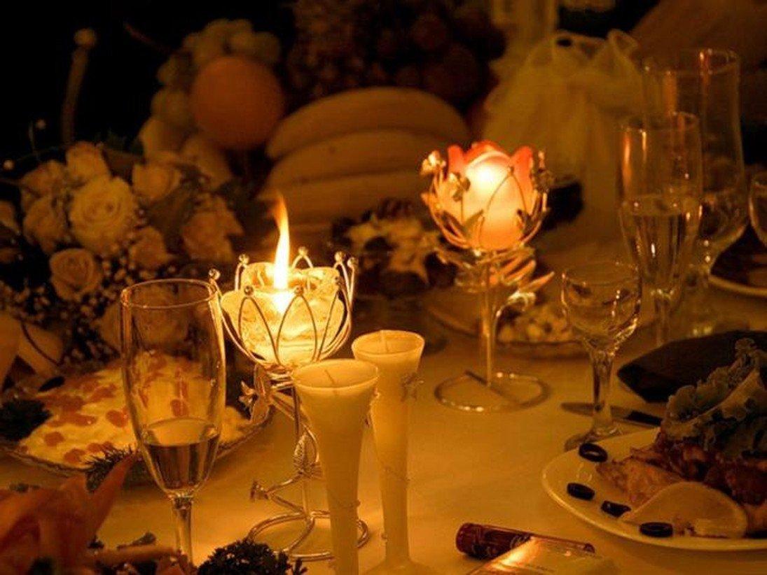 Картинки романтического ужина, февраля