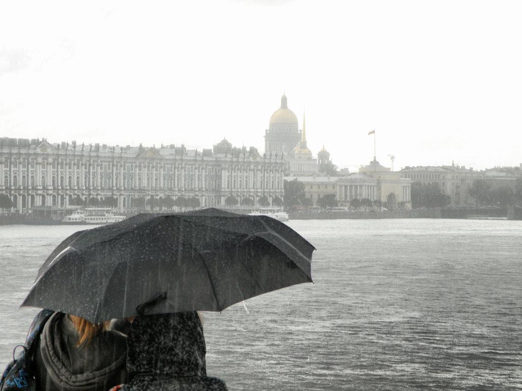 Снова осень и дождь картинки крыма карте