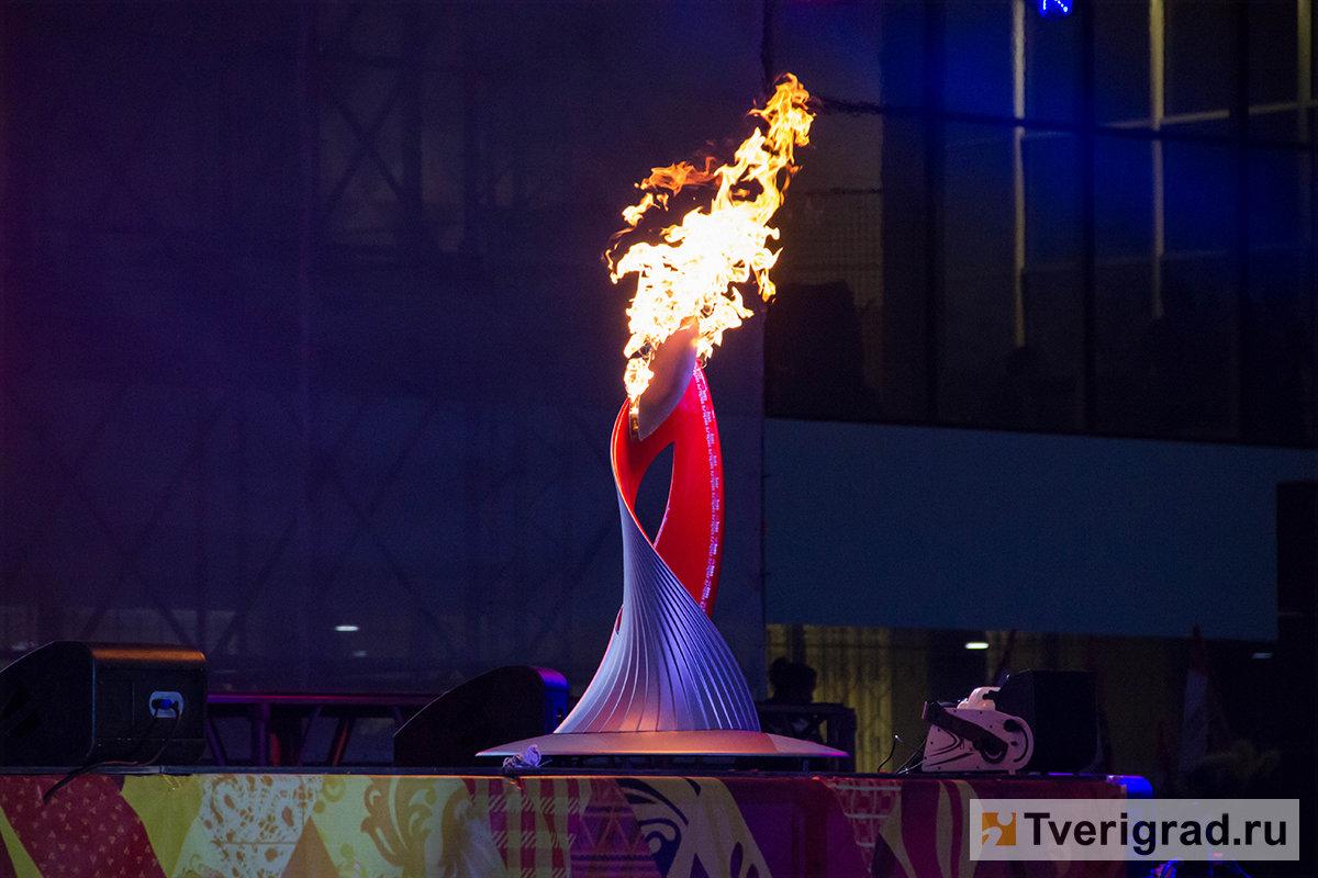 картинка олимпийского факел