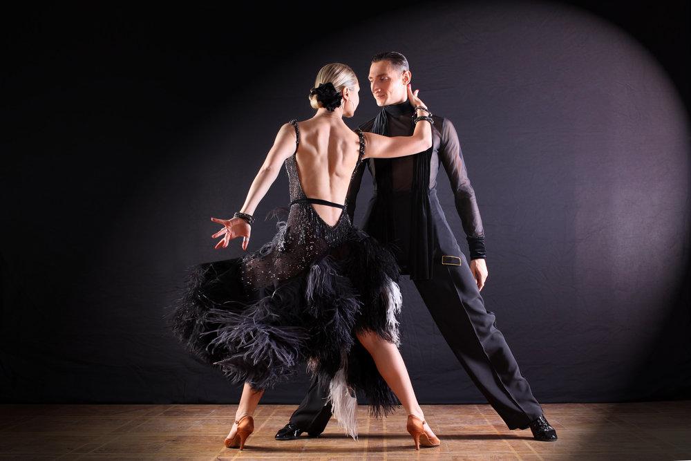 как фотографировать бальные танцы хватает
