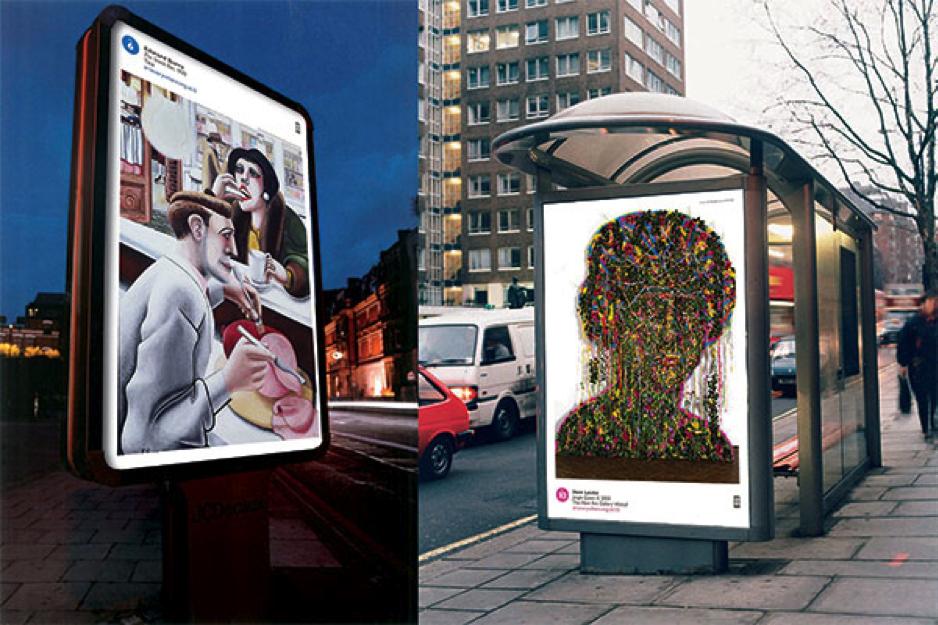 нее использование картинок в рекламе каждой серии
