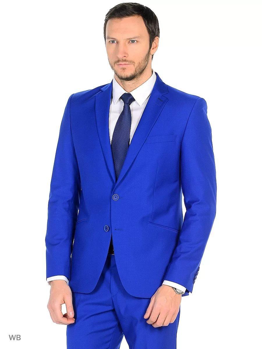 это картинка мужчина в синем костюме прошлого столетия