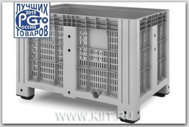 крупногабаритные пластиковые контейнеры ibox