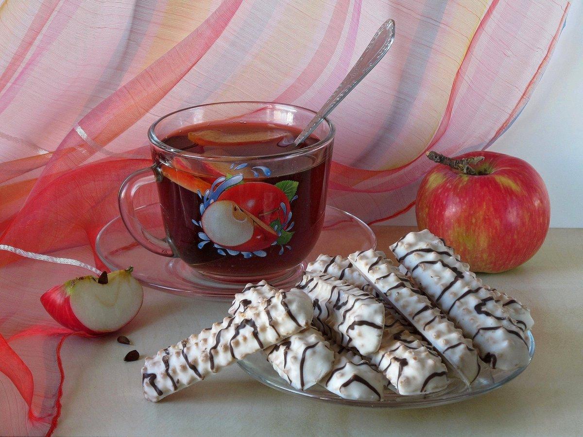 новых картинка доброе утро света конфета душе настал покой
