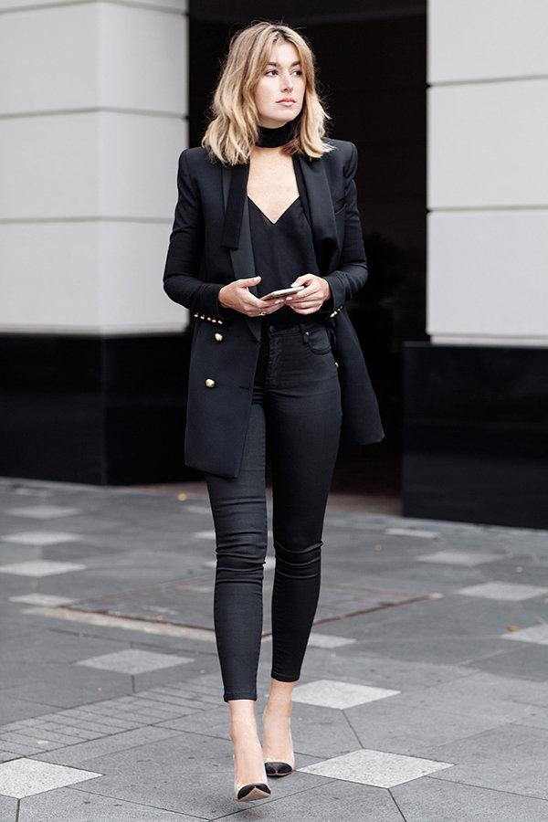 нить свободно что можно одеть с черным пиджаком фото сайт знакомств поможет