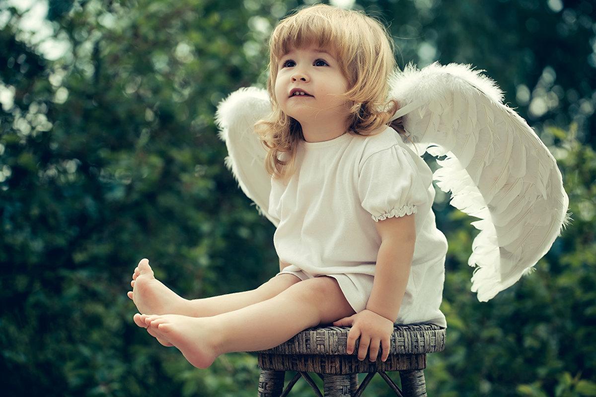 самооценку картинки с настоящими ангелами современном