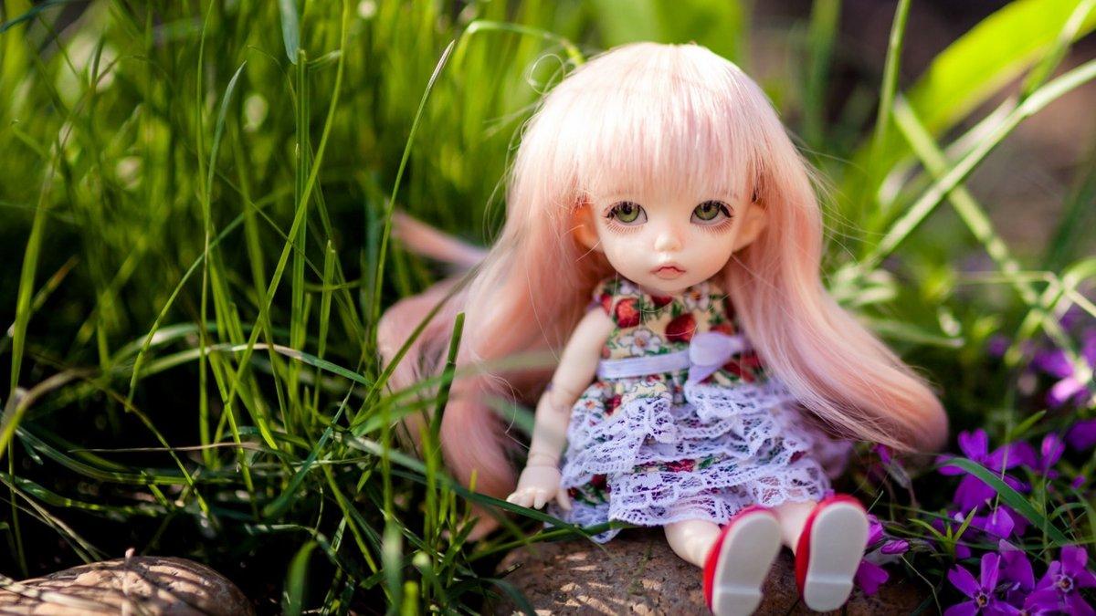 Красивые картинки разных кукол вообще