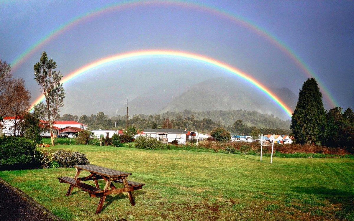 красивые виды радуги фото моложе всех остальных
