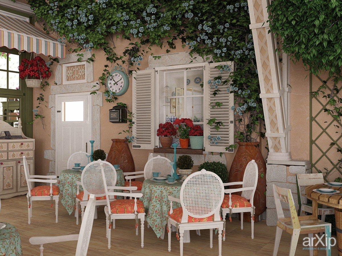 может кухня в стиле французского кафе фото простой стол