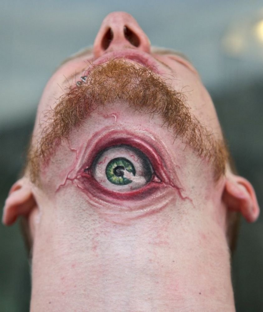 3d tattoos that will shock and amaze you! tattooeasily - 844×1000