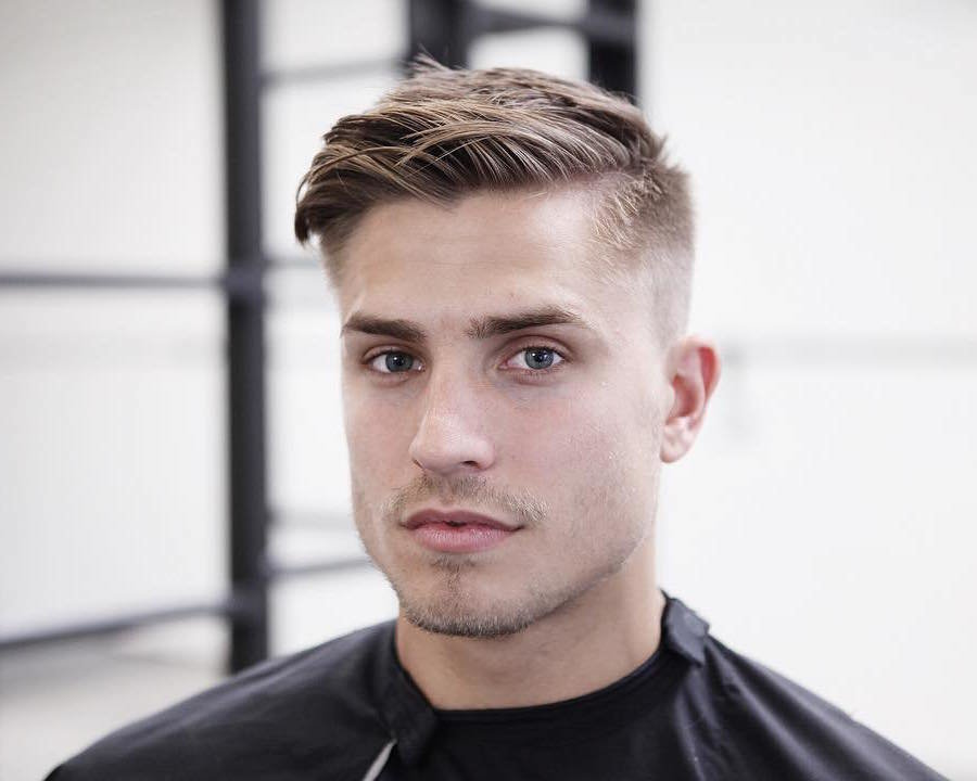 Одна из самых востребованных причёсок, находящихся в тренде в году.