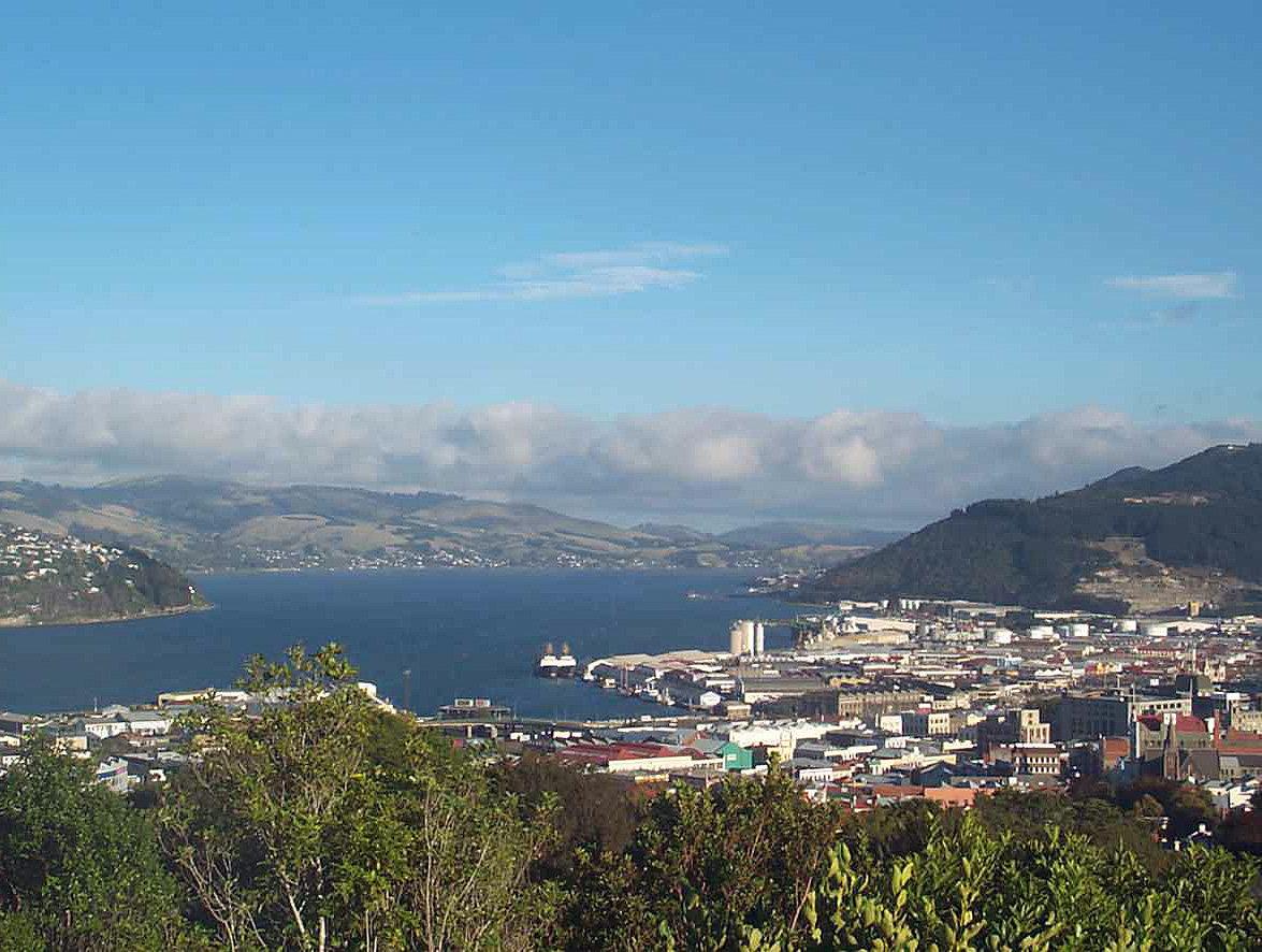эмблема город в новой зеландии данидин фото эта особенность усугубляется