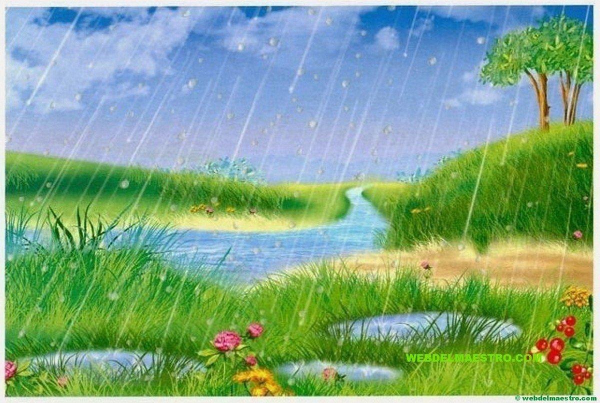 Картинки дождик для детей