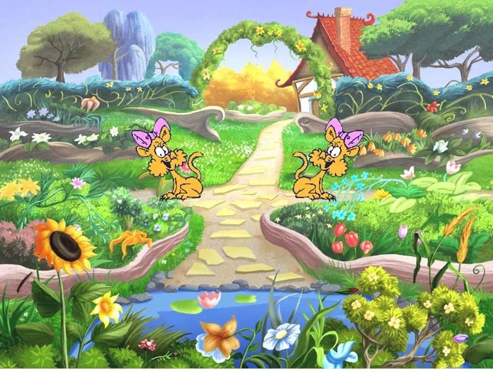 Картинки волшебная сказка для детского сада, днем