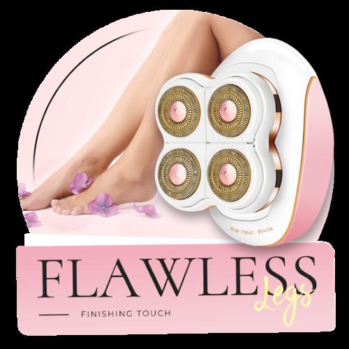 Картинки по запросу Эпилятор Flawless Legs