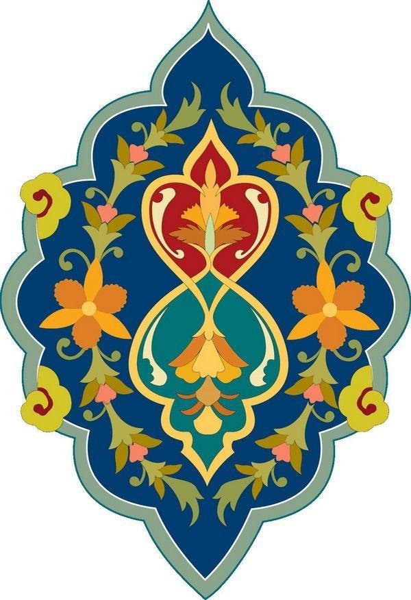 Картинки татарские узоры