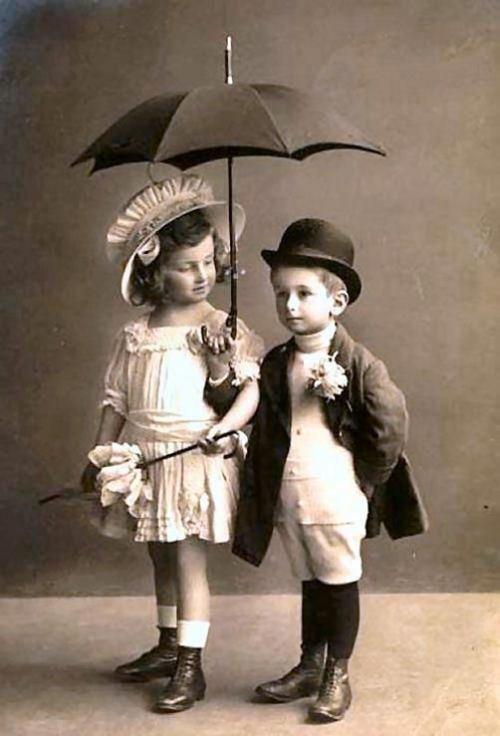 Годовщиной, черно-белое ретро открытки