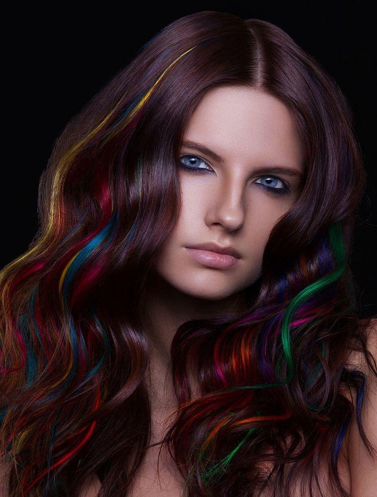 Окраска волос картинки