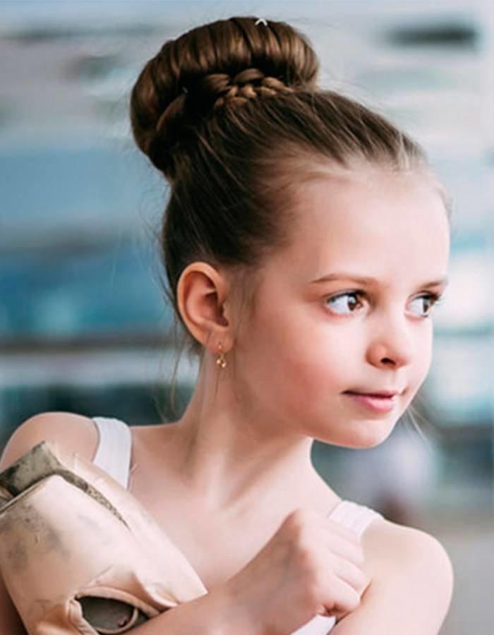 значит картинки прически балерина мудрить тоже стоит