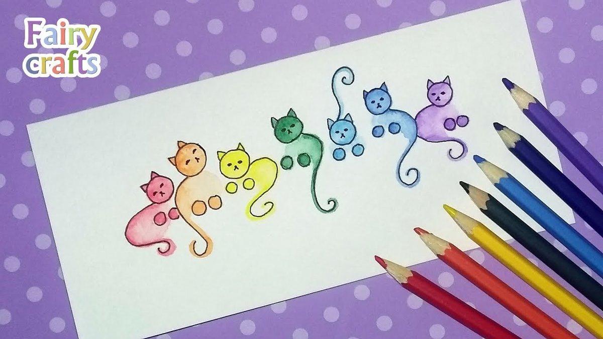 Как сделать открытку карандаш на день