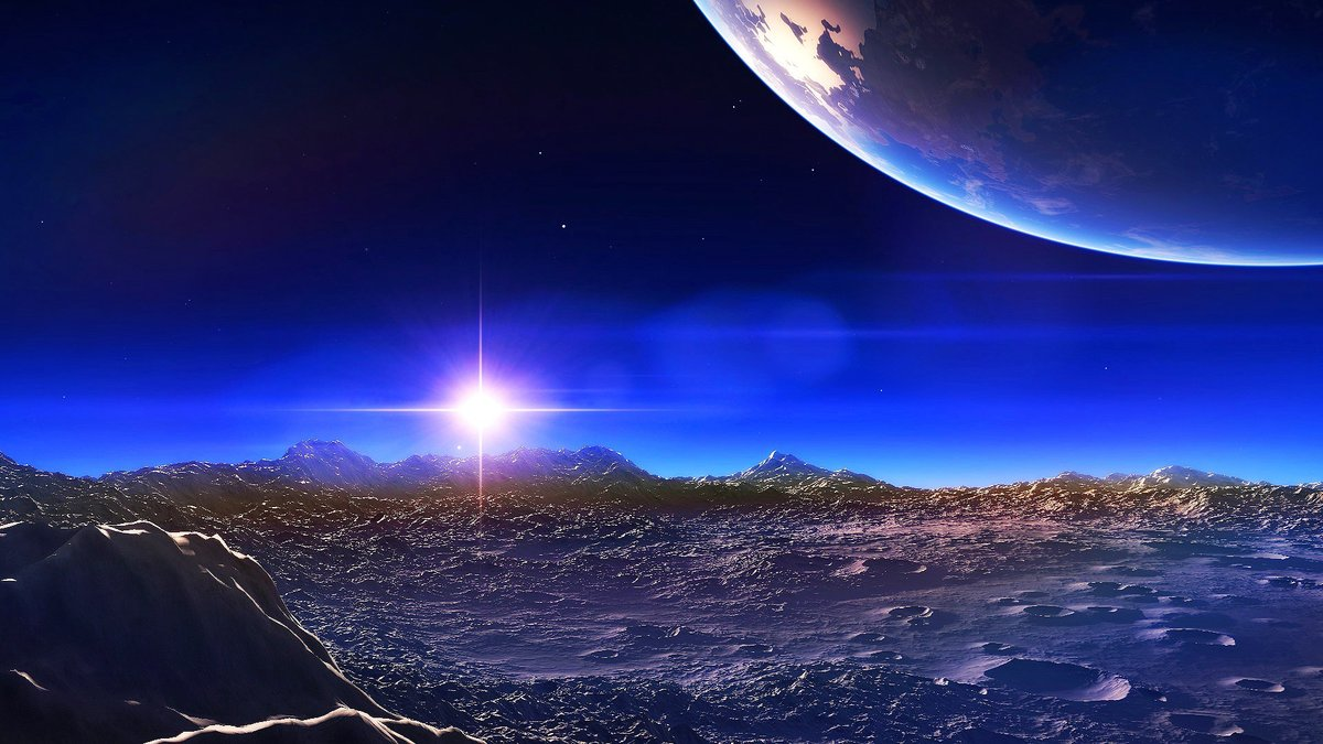 Красивые виды космоса фото