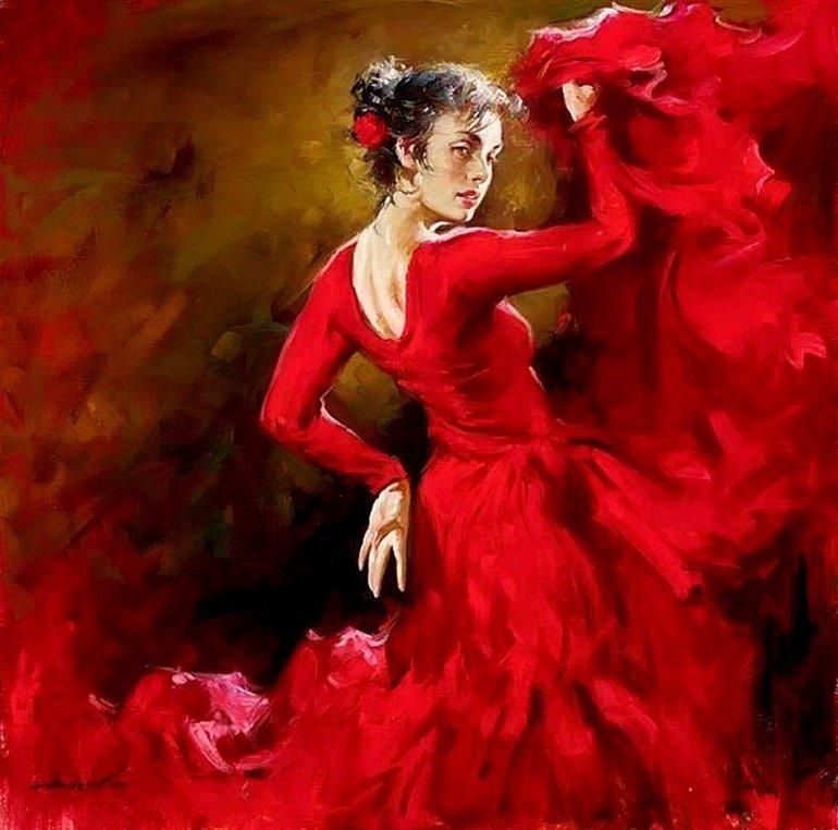 милитари танцовщица фламенко картинки форма выпуска