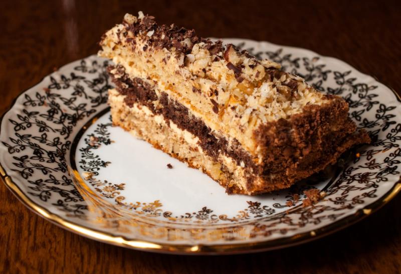 Этот знаменитый торт станет шокирующе-красивым и беспрецедентно вкусным угощением.