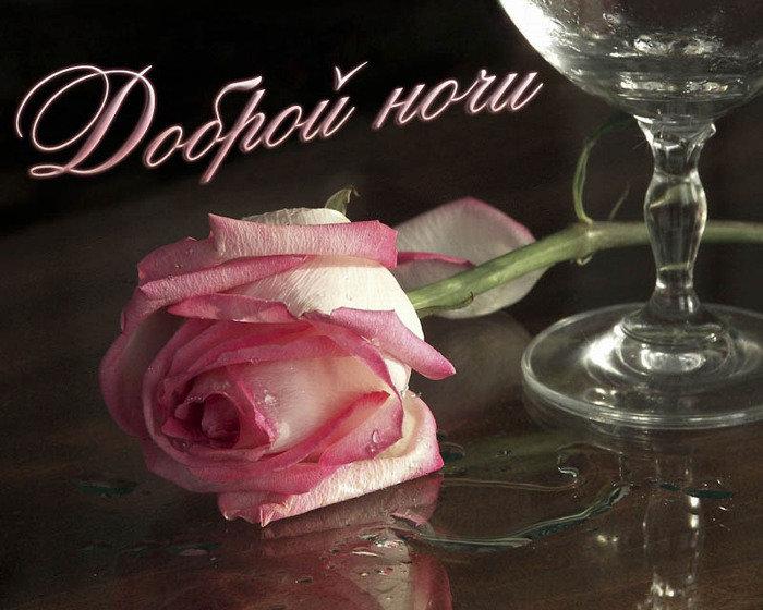 Картинки цветы девушке с надписями спокойной ночи, поздравления маме днем
