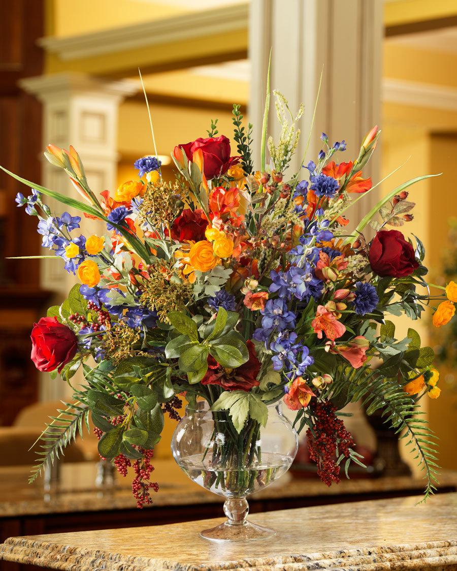 фото цветов полевые экибана букетов красивые места для