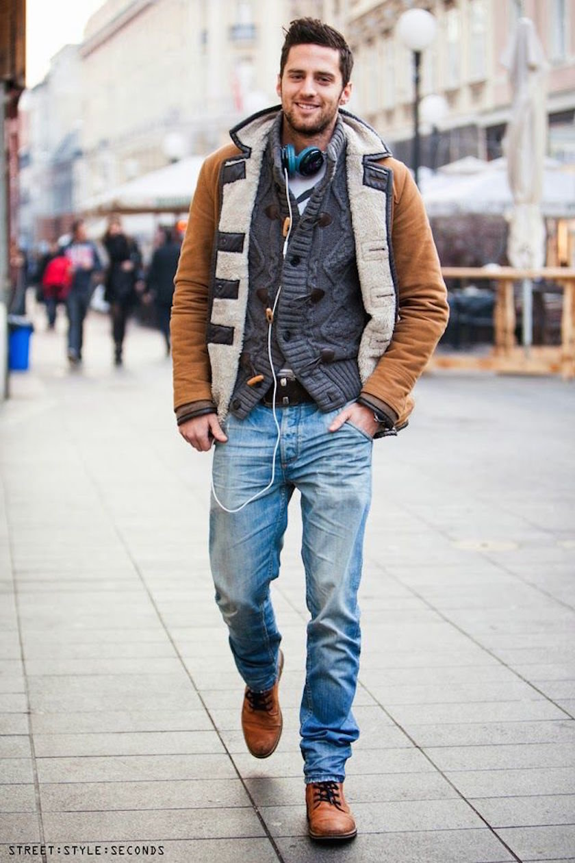 men's casual clothing - 620×930